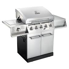 Brinkmann 2 Burner Gas Grill Review by Traditional 5 Burner Gas Grill Char Broil