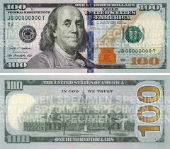 are you ready for the hundred dollar bill york s state of