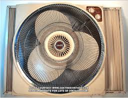 silent whole house fan antique vintage electric fans restored refurbished and