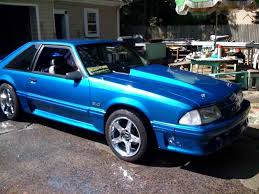 mustang 1991 for sale bofadeez 1991 ford mustanggt hatchback 2d specs photos