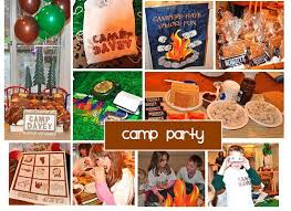 Camping Decorations 23 Best Camp Theme Party Images On Pinterest Camping Theme