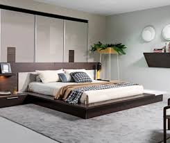 Bedroom Furniture Modern Contemporary Bed Amazing Platform Modern Bed Bedroom Furniture Fearful Low