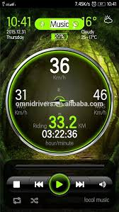 bike app android omni cycle computer exercise bike speedometer gps apple android