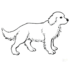 printable ribbon coloring page of a puppy pound puppies coloring pages free