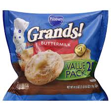 pillsbury grands buttermilk biscuits shop dough at heb