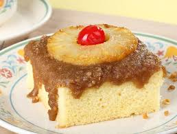 recipe pineapple upside down pudding cake duncan hines canada