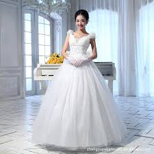 wedding dress korea new wedding dress korean fashion princess classic thin