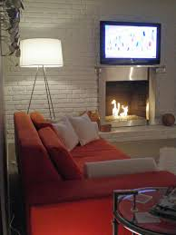 brick wall fireplace makeover design ideas loversiq
