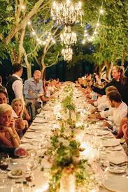 best 25 outdoor dinner parties ideas on pinterest dinner