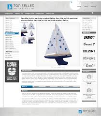 top seller ebay design largest ebay designer