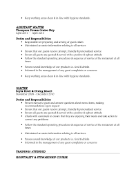 Server Duties On Resume Teaching Sample Cover Letter Technical Sales Engineer Resume