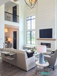 farmhouse livingroom remodelaholic get this look modern farmhouse living room