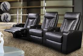 Reclining Chair Theaters Top 21 Types Of Home Theater Recliners And Chairs