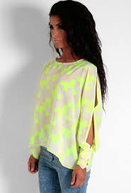 neon blouse this gorgeous fluoro blouse looks designer but for a fraction of