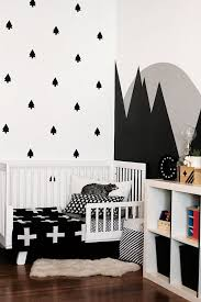 Room Wall Decor 966 Best Monochrome Kids Rooms Images On Pinterest Kidsroom