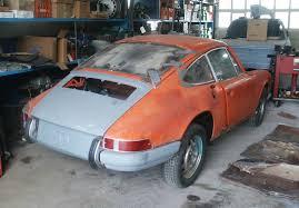 1972 porsche 911 targa for sale see where they rust 1972 porsche 911t bring a trailer