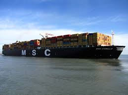 top 10 largest container ships in the world arabiansupplychain com