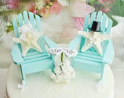Miniature Adirondack Chair Wedding Cake Topper Robin U0027s Egg Blue Miniature Adirondack