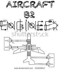 aircraft diagram stock images royalty free images u0026 vectors