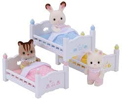 Baby Bunk Bed Calico Critters Baby Bunk Beds Toyscrates