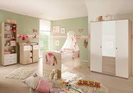 babyzimmer möbel set 4 tlg babyzimmer komplett set wiki 2 in eiche sonoma weiß