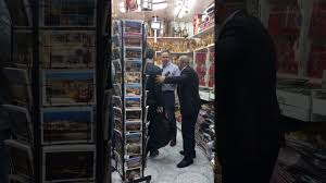 purchase shofar jason negotiating the purchase of a jumbo shofar in jerusalem