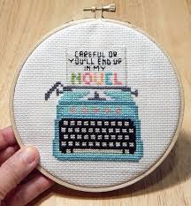 not your s cross stitch