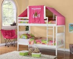 Bunk Bed With Tent Bunk Bed Tent Ebay