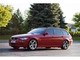 2008 bmw 328i touring wagon 6 speed manual rwd sport package