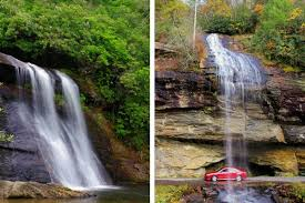 waterfalls images Waterfalls near highlands and cashiers nc jpg