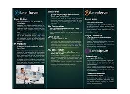 brochure templates word brochures officecom brochure template