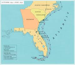 Watercolor Florida Map by Parts Unknown Audubon U0027s Southeastern Explorations Audubon U0027s