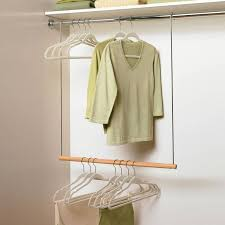 adjustable closet rod hanging u2014 steveb interior simple