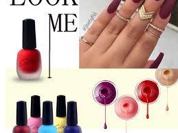 alluring impression purple nail polish bright best fall nail