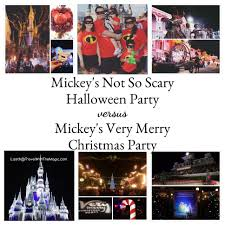 mickey s not so scary vs mickey s merry