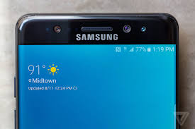samsung u0027s refurbished galaxy note 7 will reportedly go on sale in