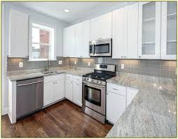 kitchen countertop ideas with white cabinets white kitchen countertops and backsplash paulineganty com