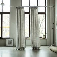 Luxury Linen Curtains Linen Curtains Ready Made And Bespoke Linenme