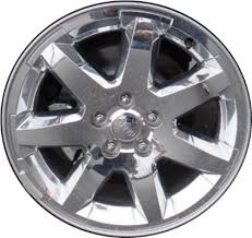 used jeep liberty rims used aly9102 jeep liberty wheel chrome clad 1dt35gsaac