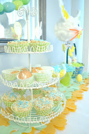 Easter Party Table Decorations by Easter Party Ideas