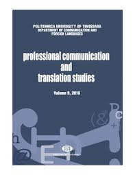 bureau en gros antidote calaméo professional communication and translation studies 9 2016
