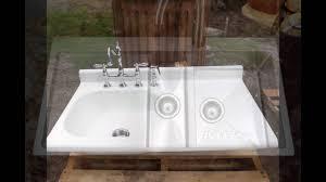Kitchen Sinks With Drainboards YouTube - Kitchen sinks with drainboards