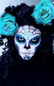 Sugar Skull Halloween Costumes 113 Halloween Hair U0026 Makeup Images Halloween