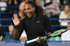 why serena williams dropped out of the australian open page six