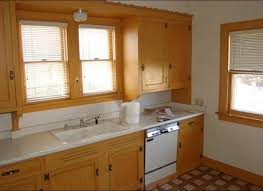 Can You Paint Over Kitchen Cabinets Yes You Can Paint Your Oak Kitchen Cabinets Benevola