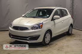 mitsubishi cars white new 2018 mitsubishi mirage es automatic 1 2 air conditioning back