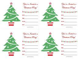 Christmas Ornament Party Invitations - printable christmas party invitations printable christmas party