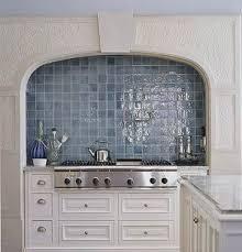 Best Backsplashes Images On Pinterest Backsplash Ideas Blue - Blue tile backsplash kitchen