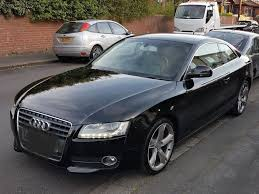 audi a5 tfsi 2l turbo coupe manual petrol black fully loaded