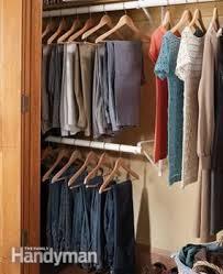 How To Build Closet Shelves Clothes Rods by Best 20 Closet Rod Ideas On Pinterest Industrial Closet Storage